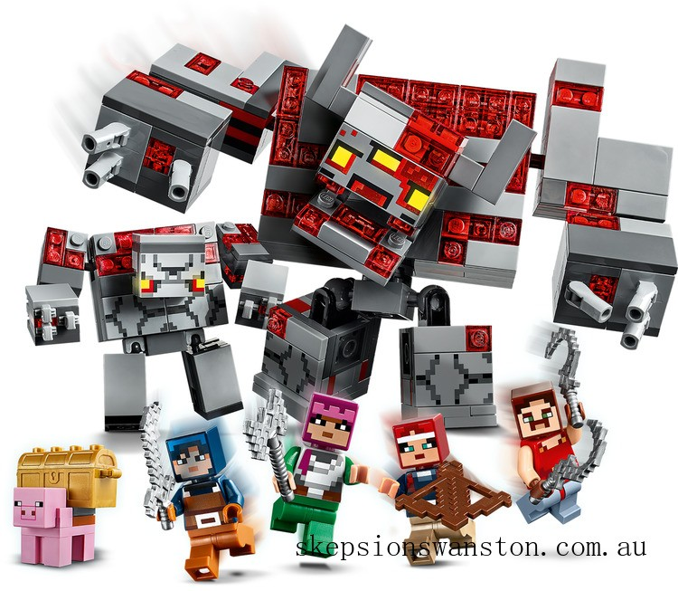Outlet Sale Lego The Redstone Battle