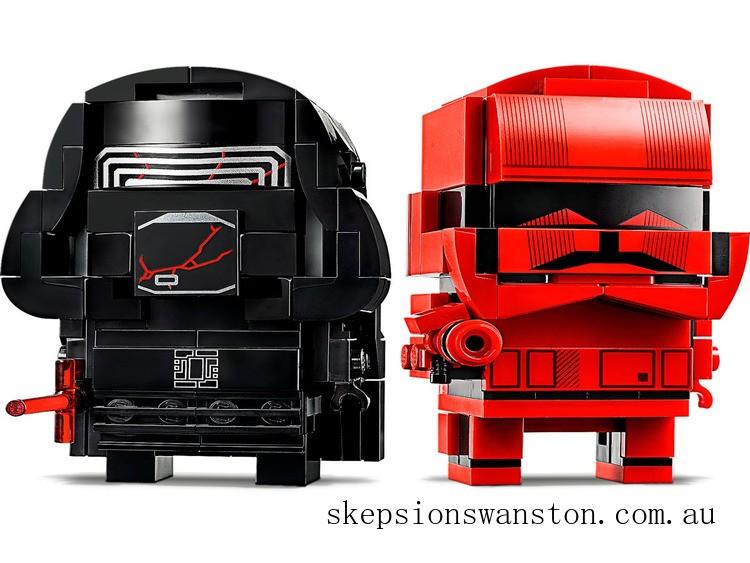 Genuine Lego Kylo Ren™ & Sith Trooper™