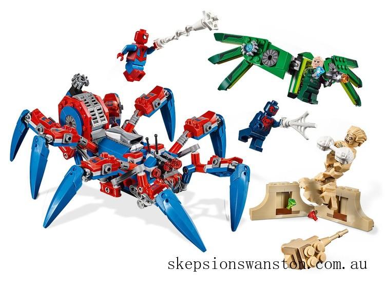 Genuine Lego Spider-Man's Spider Crawler