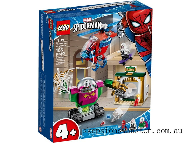 Outlet Sale Lego The Menace   of Mysterio