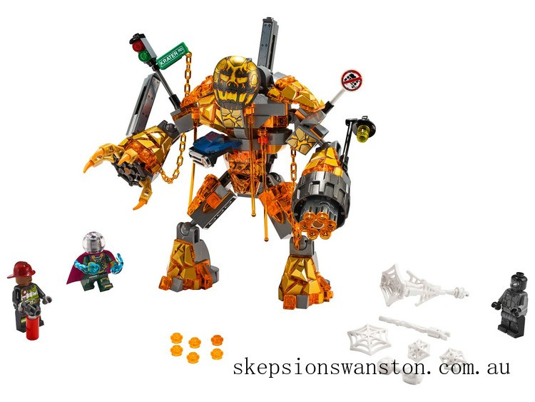 Clearance Lego Molten Man Battle