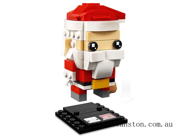 Discounted Lego Mr. & Mrs. Claus