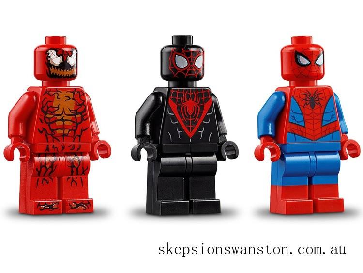 Hot Sale Lego Spider-Man Bike Rescue