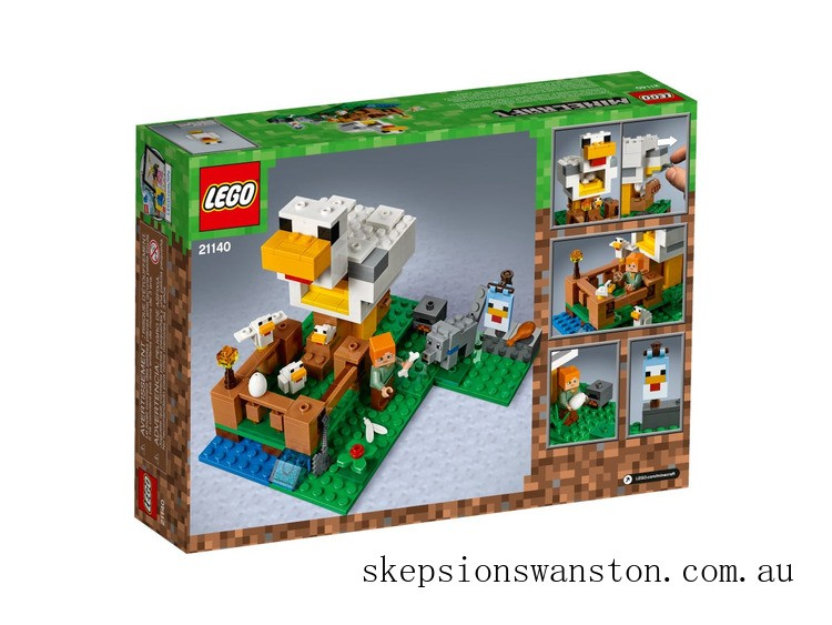 Discounted Lego The Chicken Coop