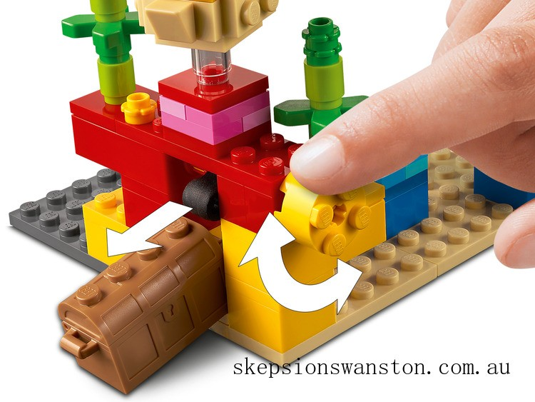 Outlet Sale Lego The Coral Reef
