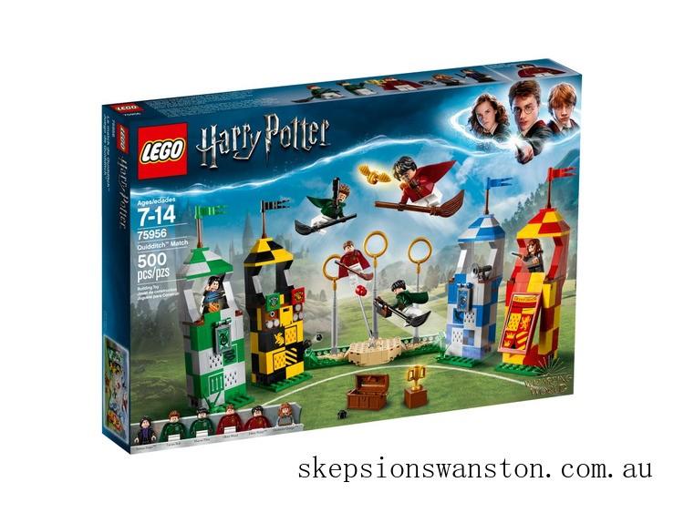 Clearance Lego Quidditch™ Match