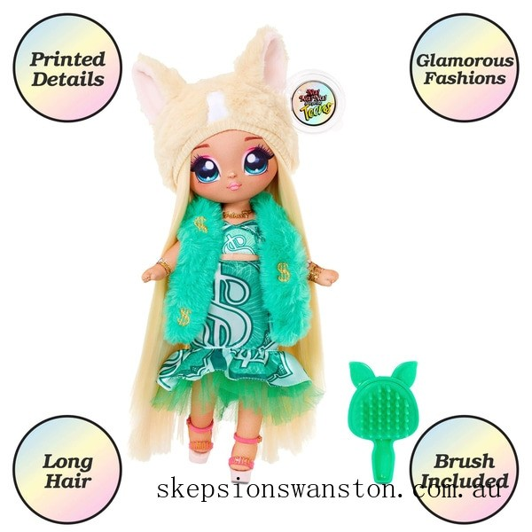 Outlet Sale Na! Na! Na! Surprise Teens Carmen Linda Doll