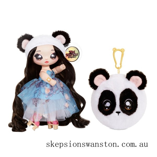 Clearance Na! Na! Na! Surprise 2-in-1 Pom Doll Assortment