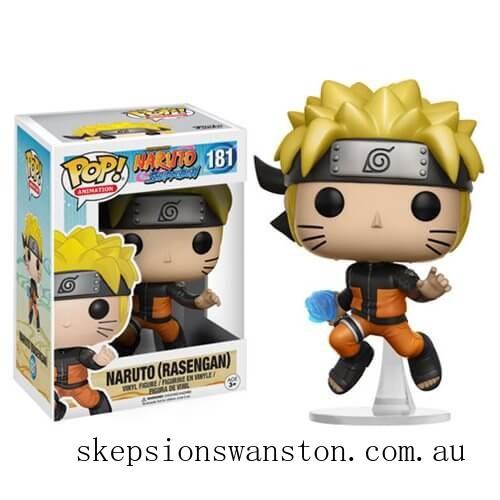 Naruto with Rasengan Funko Pop! Vinyl Clearance Sale