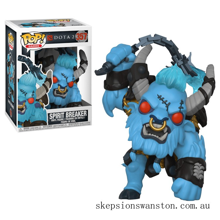 Dota 2 Spirit Breaker Funko Pop! Vinyl Clearance Sale