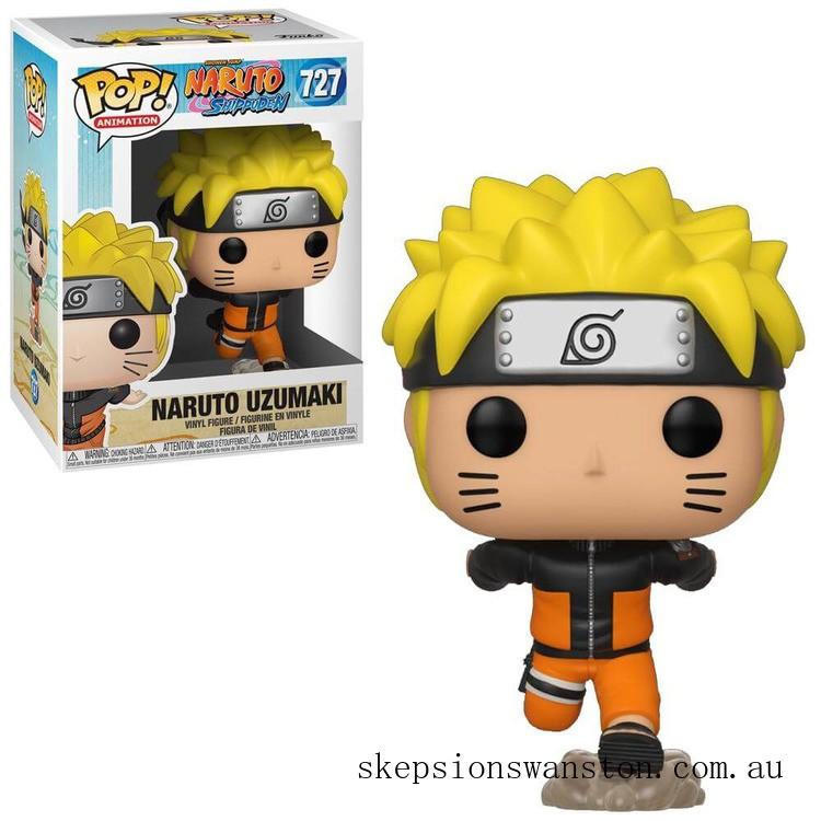 Naruto Running Funko Pop! Vinyl Clearance Sale