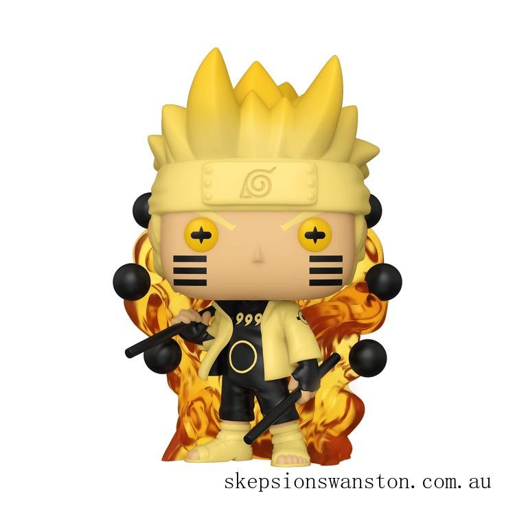 Naruto S6 Naruto Six Path Sage Funko Pop! Vinyl Clearance Sale