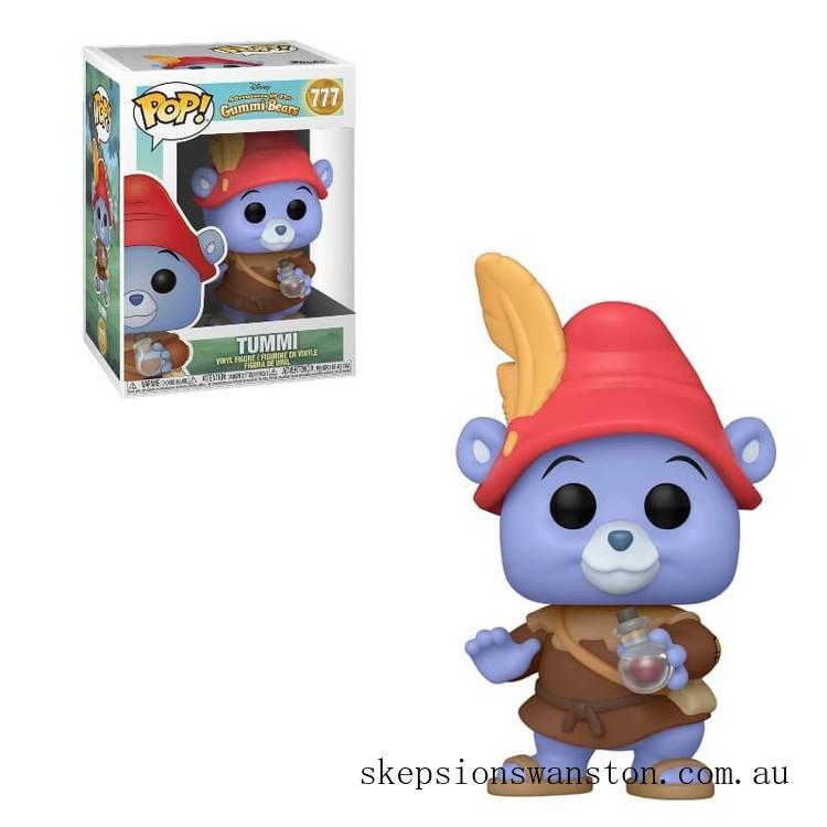 Disney Adventures of the Gummi Bears Tummi Funko Pop! Vinyl Clearance Sale