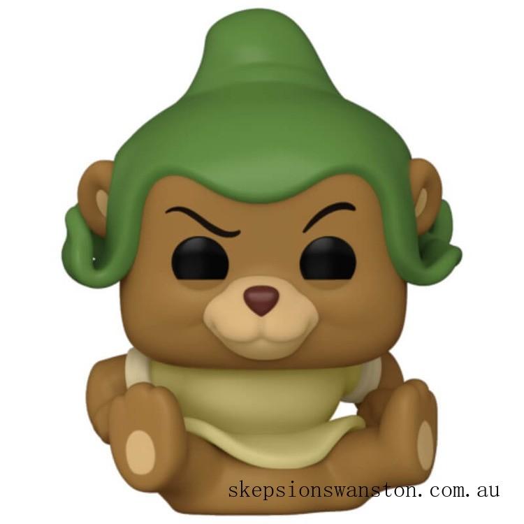 Disney Adventures of the Gummi Bears Gruffi Funko Pop! Vinyl Clearance Sale