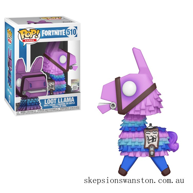 Fortnite Loot Llama Funko Pop! Vinyl Clearance Sale