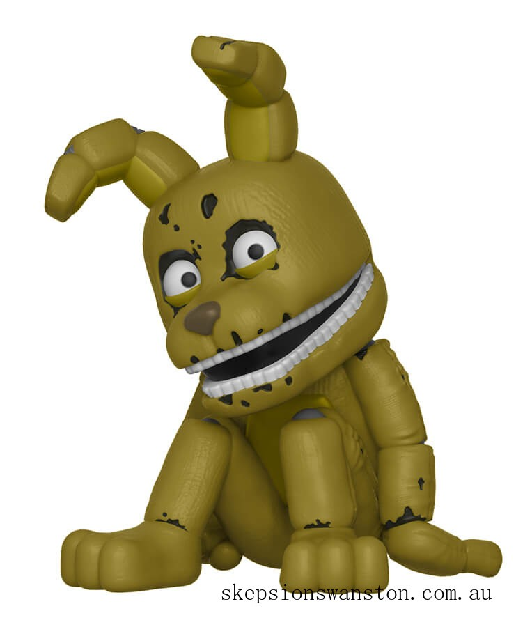 Five Nights at Freddy's Plushtrap Vinyl Figure Clearance Sale
