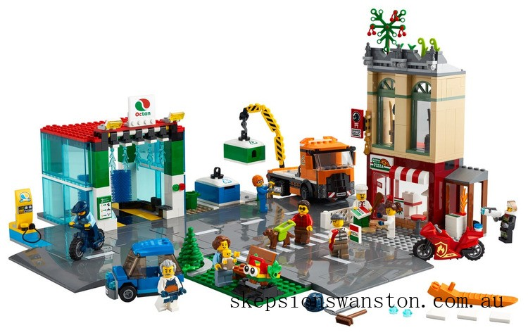 Clearance Lego Town Center