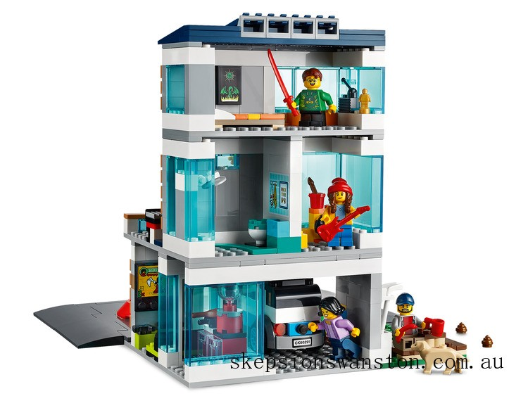 Discounted Lego Family House