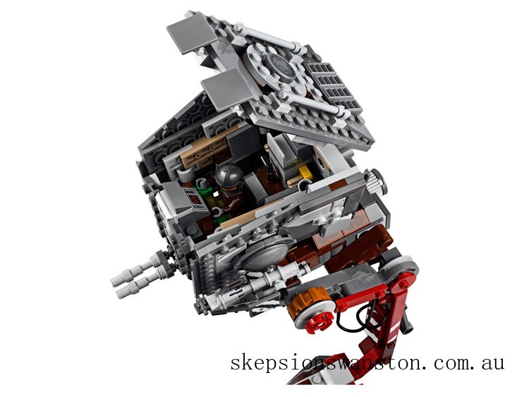 Genuine Lego AT-ST™ Raider from The Mandalorian