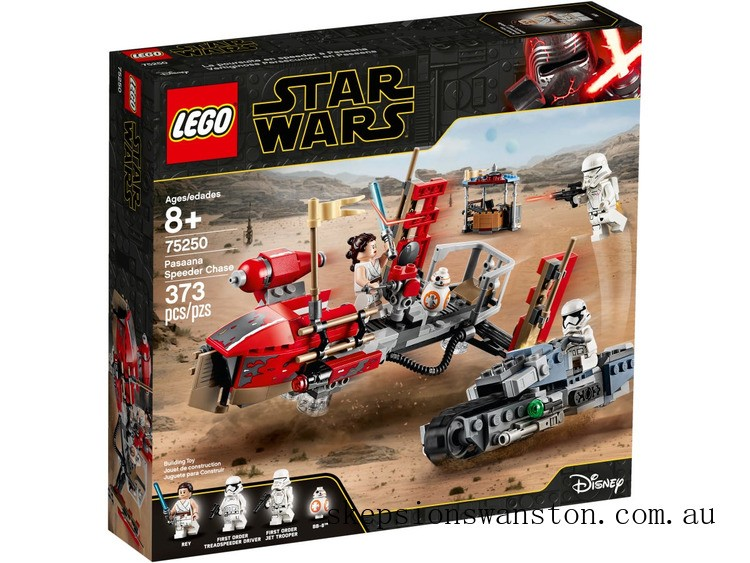 Outlet Sale Lego Pasaana Speeder Chase