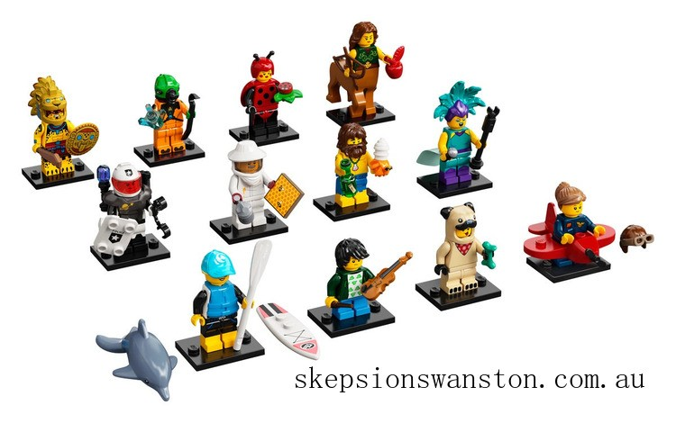 Genuine Lego Series 21 – 6 Pack