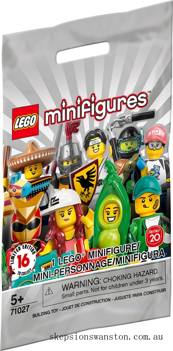 Discounted Lego Series 20