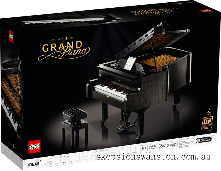 Discounted Lego Grand Piano