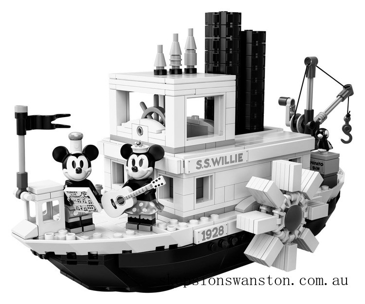 Clearance Lego Steamboat Willie