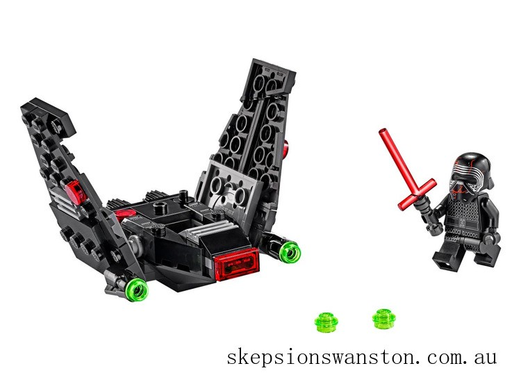 Discounted Lego Kylo Ren's Shuttle™ Microfighter