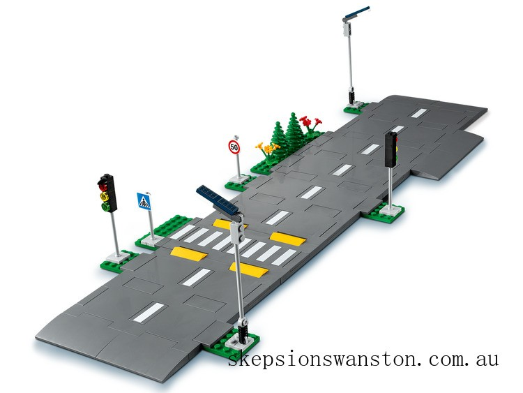 Clearance Lego Road Plates