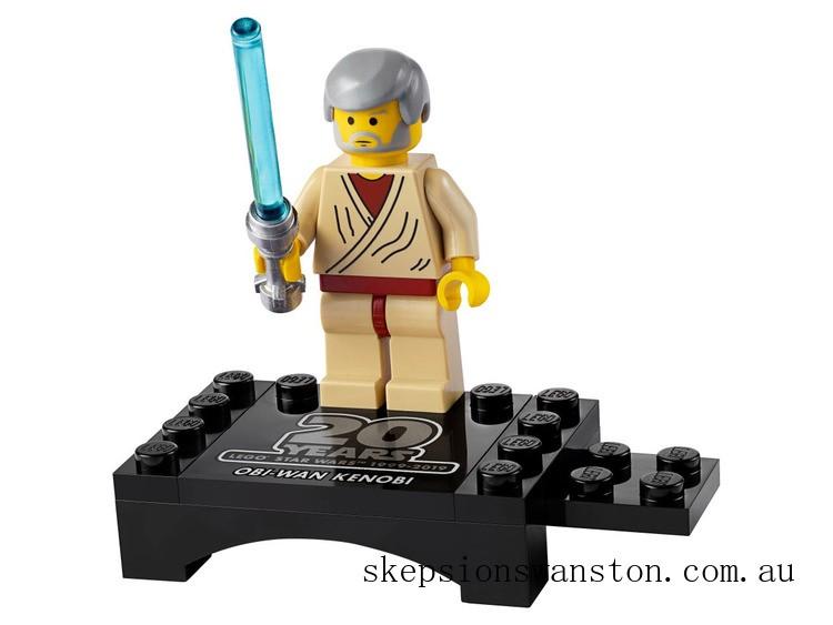 Genuine Lego Obi-Wan Kenobi™ minifigure