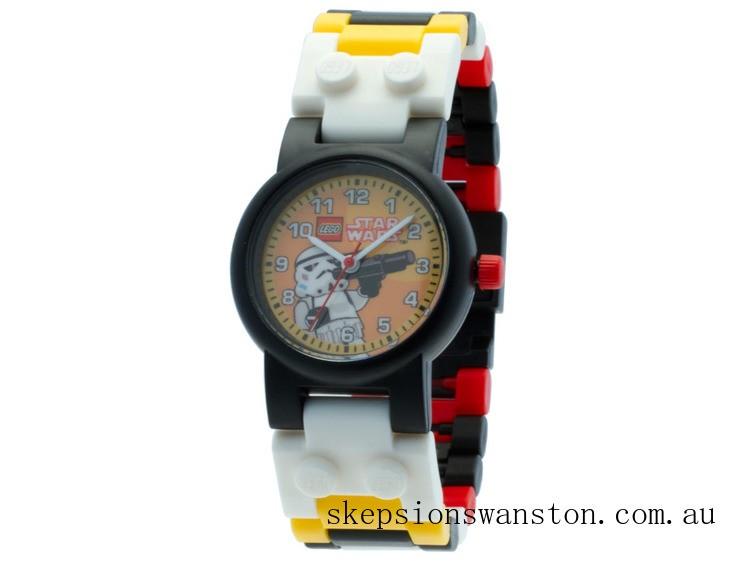 Hot Sale Lego® StarWars™ Stormtrooper™ Minifigure Link Watch