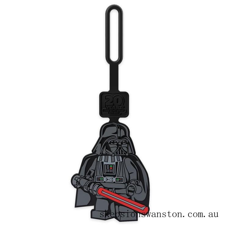 Genuine Lego Darth Vader™ Bag Tag