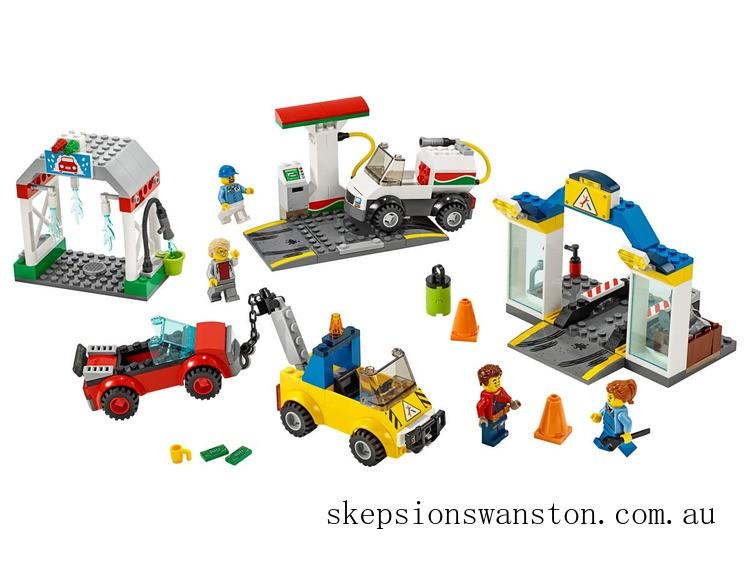 Outlet Sale Lego Garage Center