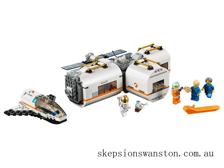 Discounted Lego Lunar Space Station
