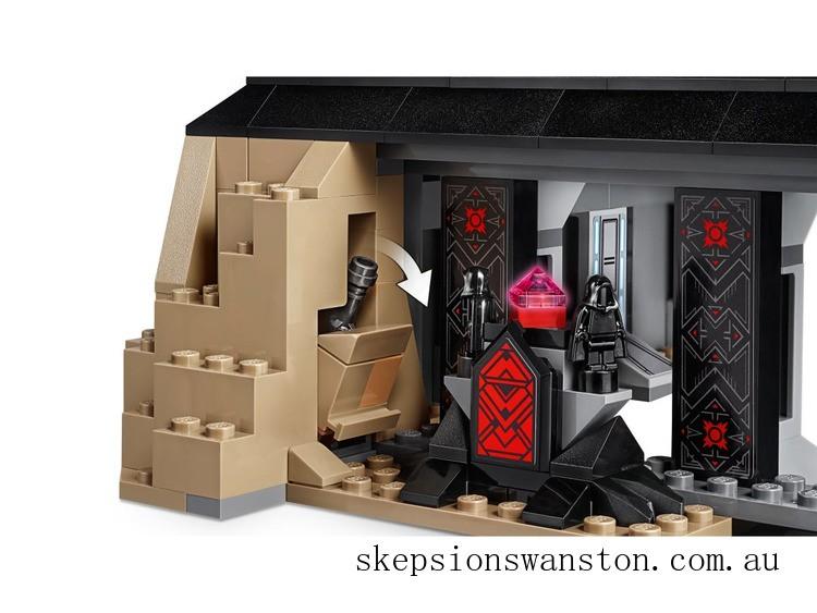 Discounted Lego Darth Vader's Castle