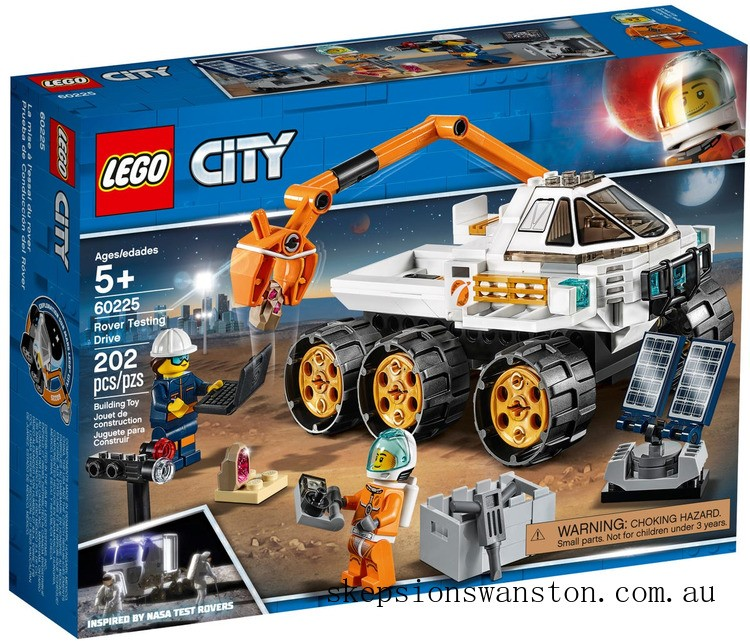 Outlet Sale Lego Rover Testing Drive