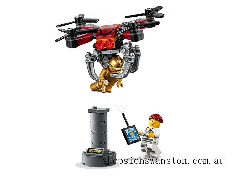 Clearance Lego Sky Police Drone Chase