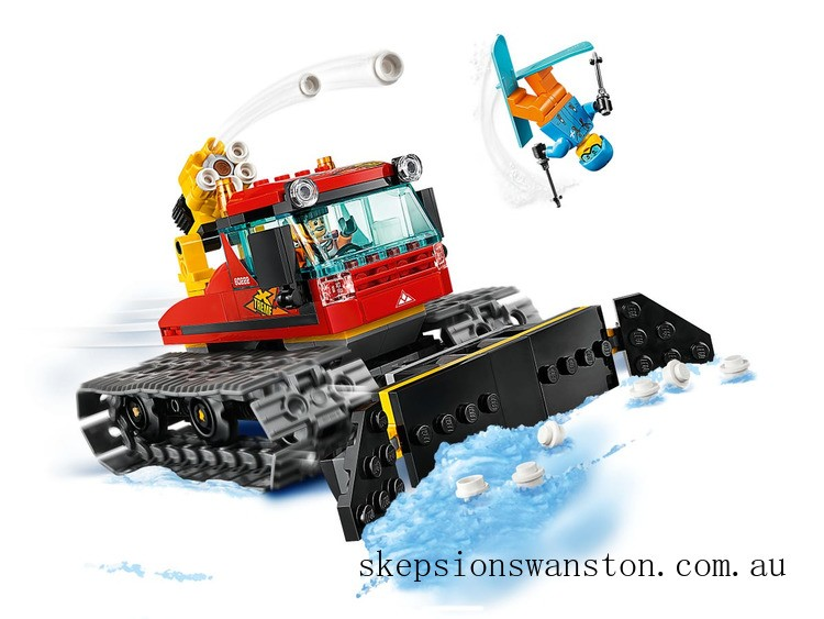 Discounted Lego Snow Groomer