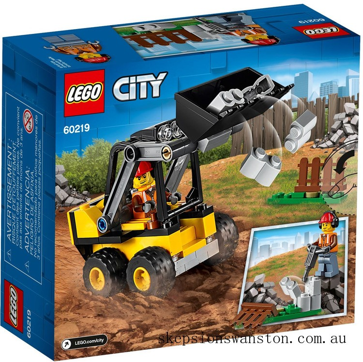 Clearance Lego Construction Loader
