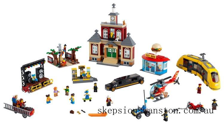Genuine Lego Main Square