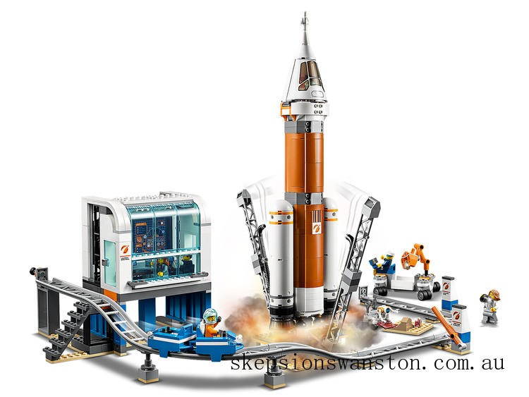 Clearance Lego Deep Space Rocket and Launch Control