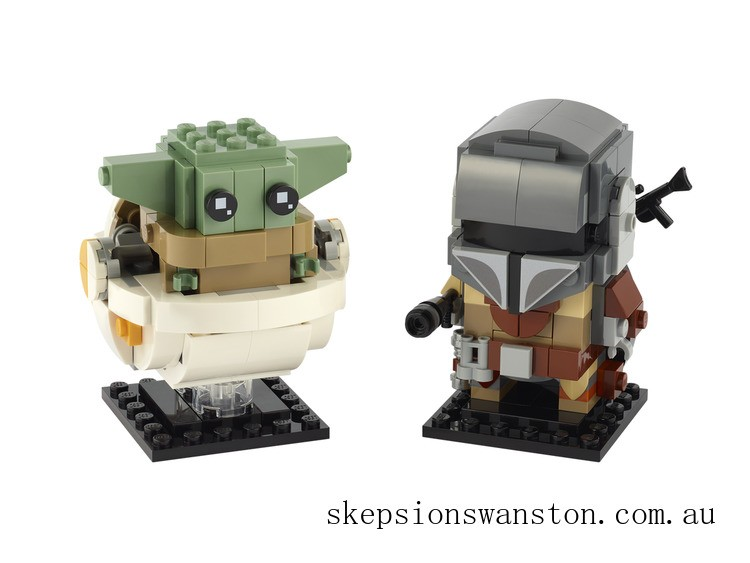 Outlet Sale Lego The Mandalorian™ & the Child
