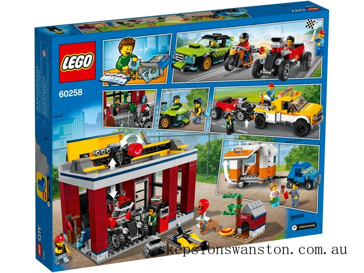 Discounted Lego Tuning Workshop