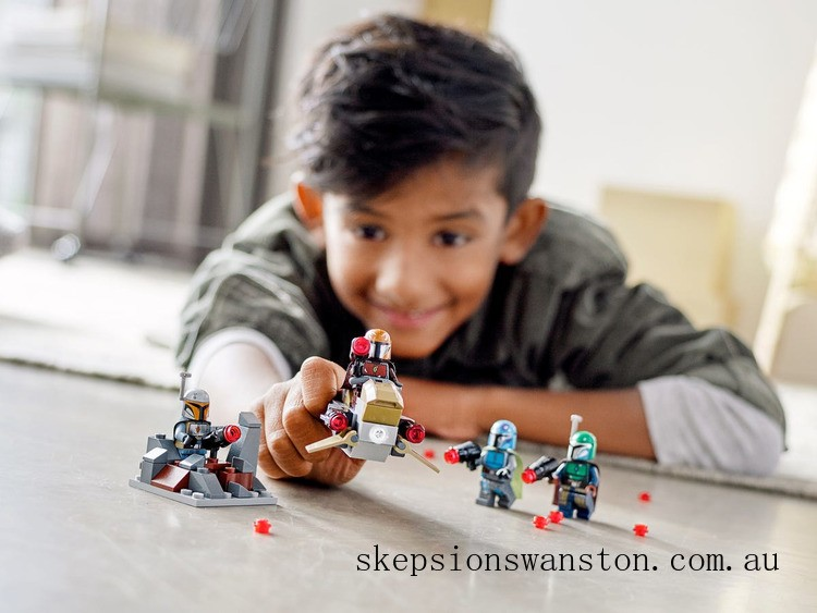 Hot Sale Lego Mandalorian™ Battle Pack
