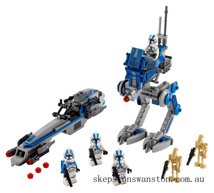 Discounted Lego 501st Legion™ Clone Troopers