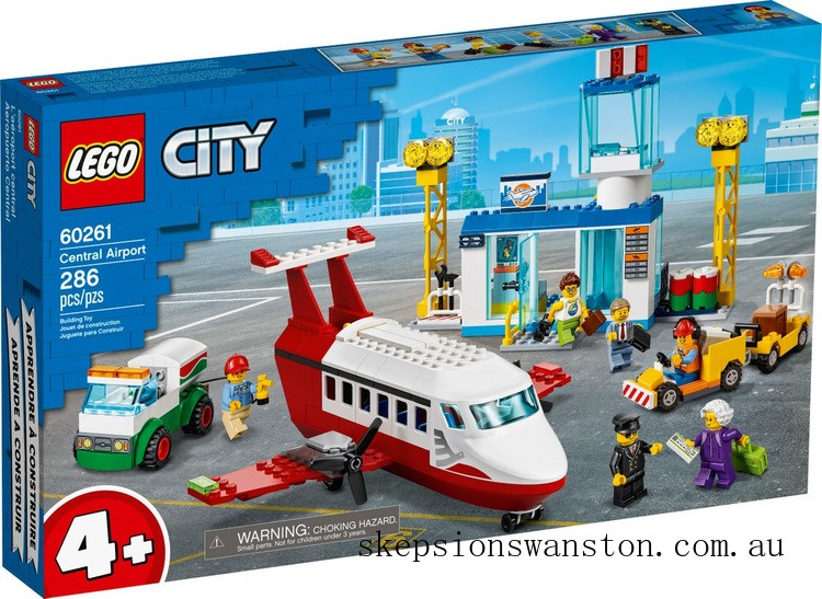 Hot Sale Lego Central Airport