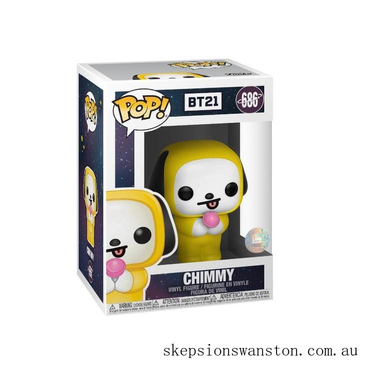 BT21 Chimmy Funko Pop! Vinyl Clearance Sale