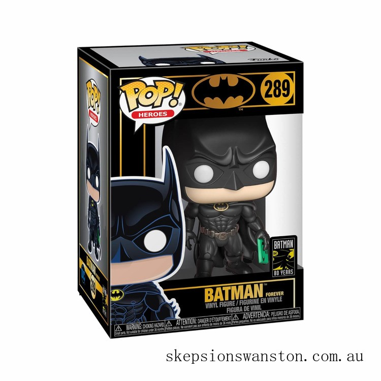 Batman 1995 Batman Forever Funko Pop! Vinyl Clearance Sale