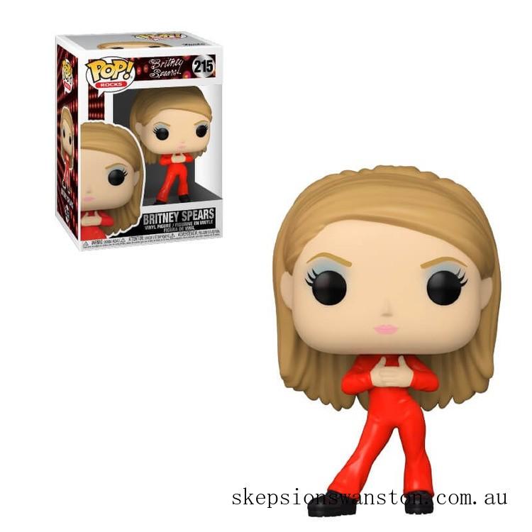 Britney Spears Funko Pop! Vinyl! Clearance Sale
